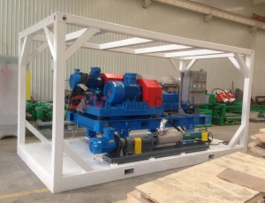 drilling Waste decanter centrifuge